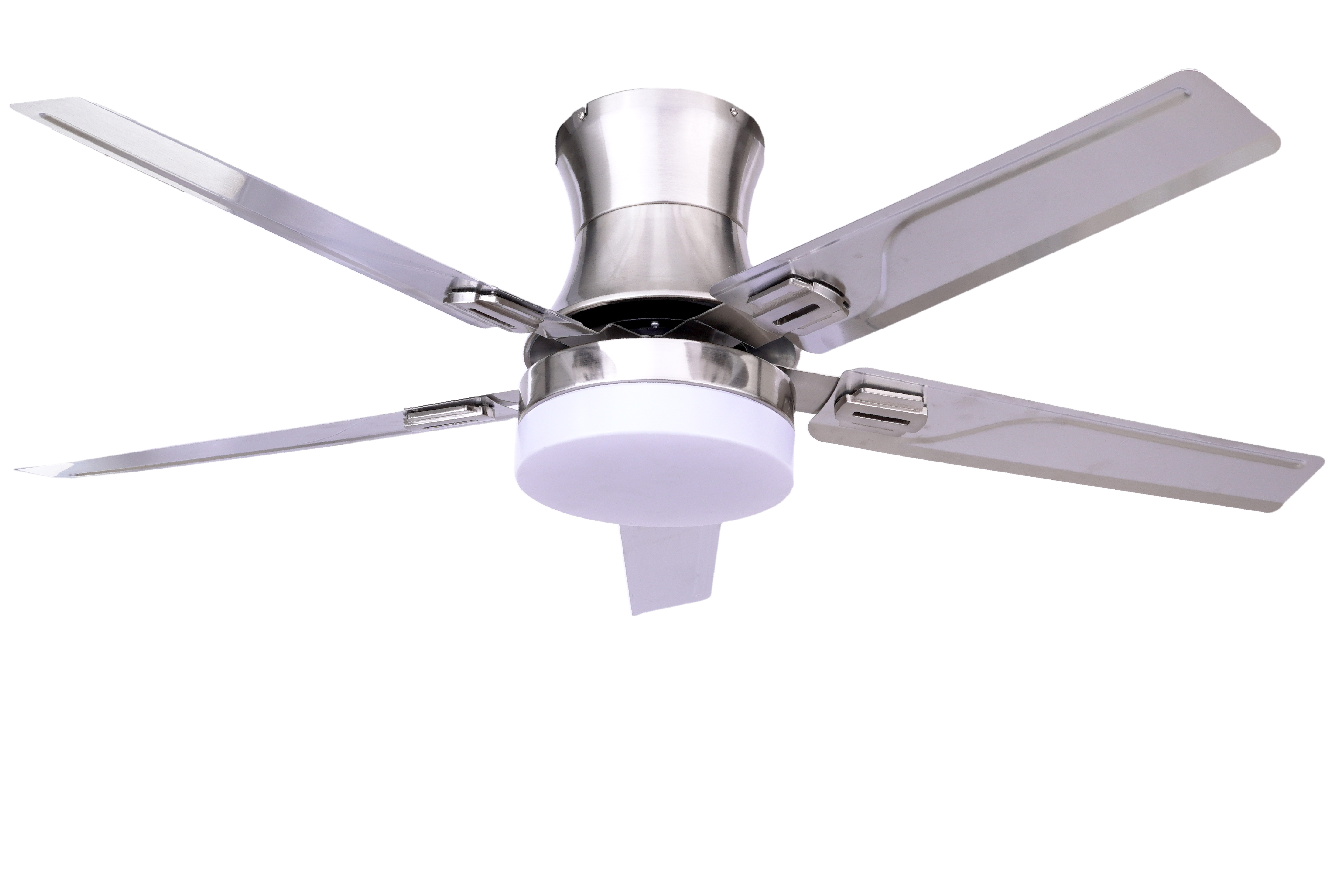 Hans Lighting Modern Ceiling Fan With 24w Led Light Remote Control Noiseless Ceiling Fan With 5 Pcs Iron Blades Hans Online Store Modern Led Fans Women S Bra